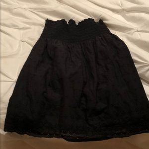 Juicy couture strapless top